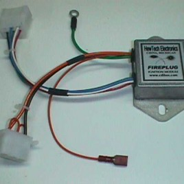 FIREPLUG CDI for Polaris / (early) 3-CYL BRUT 440, Polaris 72-TX-500, 72 Starfire 439, 650 & 795 and the 73-Starfire 439/650 & 72~73 Chap / Fuji 650