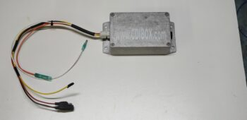 Convert points/condenser ignition to high-energy CDI ignition!